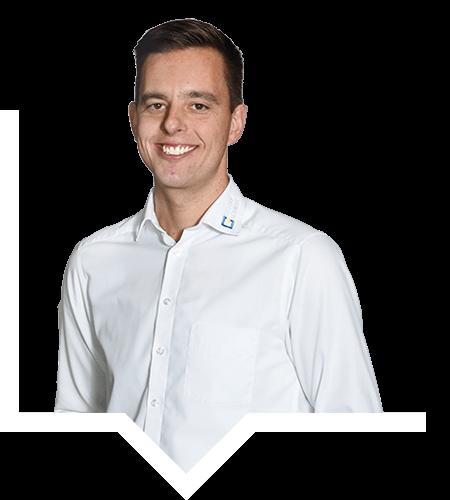 Michael Heimann - Fachwirt für Reinigungs- & Hygienemanagement<br> Vertrieb