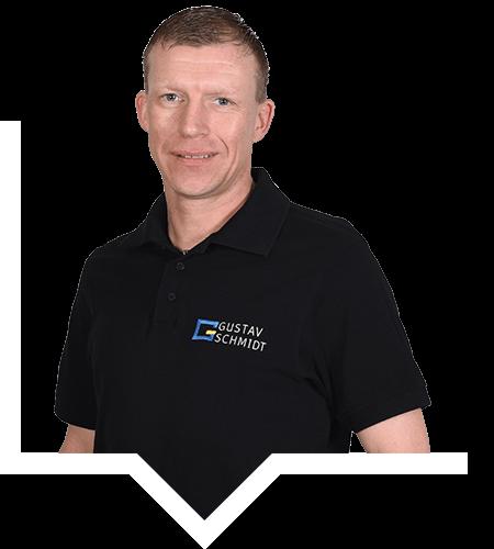 Sascha Wille - Fachwirt für Reinigungs- u. Hygienetechnik <br/> Vertrieb