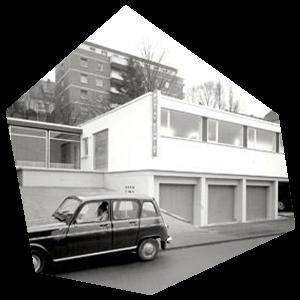 Altes Firmengebäude von Gustav-Schmidt