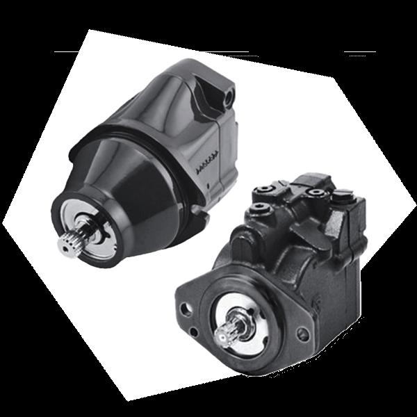 Axialkolbenmotor für Hydraulik-Anlagen