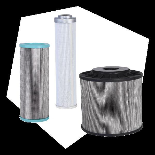 Hydraulik Filter sorgen für saubere Hydraulikflüssigkeit