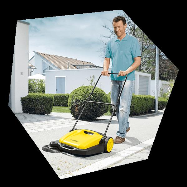 Kärcher Reinigungsgeräte für Haus und Hof: Das Home & Garden Sortiment