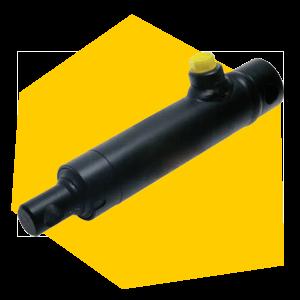 Einfacher Hydraulikzylinder