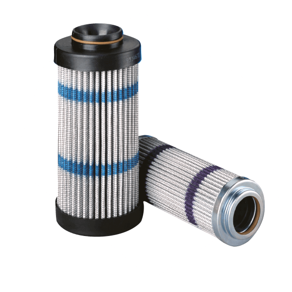 Filter für die Hydraulik Filtration