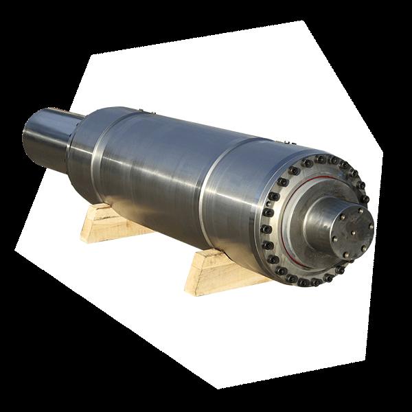 Neuanschaffung eines Hydraulikzylinder inklusive Montage, Wartung und Reparatur