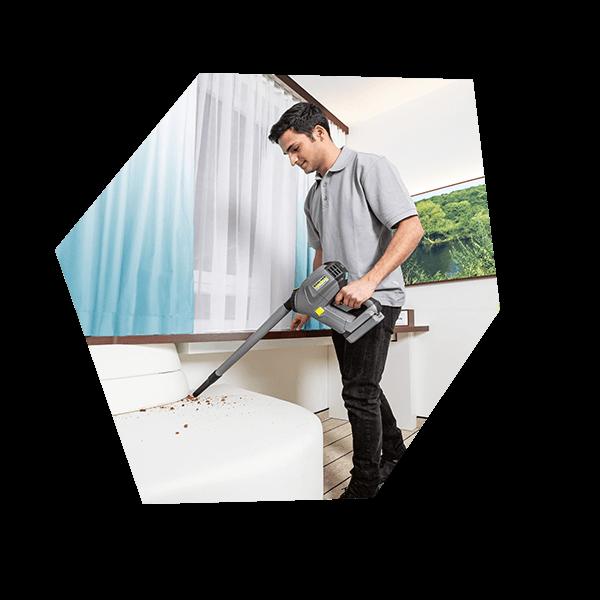 Kärcher Home&Garden für professionelle In- und Outdoor-Reinigung