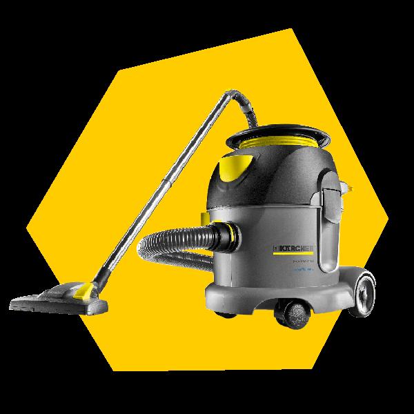 Mit Reinigungstechnik von Gustav Schmidt den Industrieboden reinigen