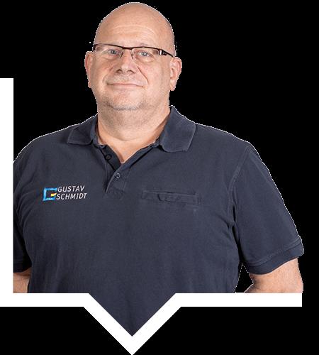 Roger Kienle - Betriebsleiter